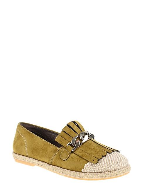 Derigo Ayakkabı Hardal